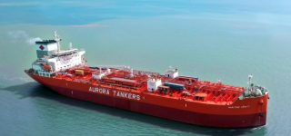 Aurora Tankers Completes Delivery of Latest Newbuilding Series with Launch of Maritime Verity